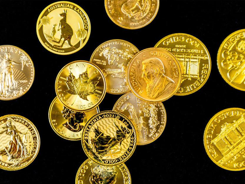 Precious Metal Coins