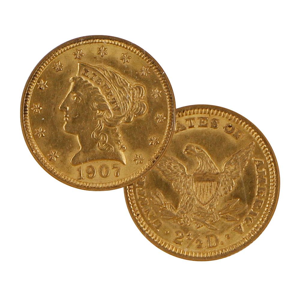 Gold 2.5 Lib